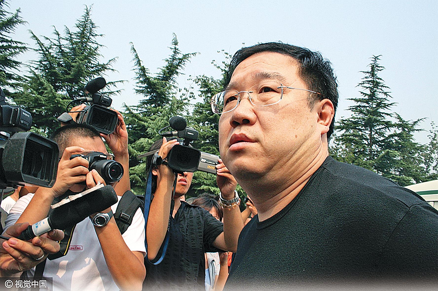 涉嫌逃稅和洗錢,中國導演英達在美被逮捕。(大紀元資料室)