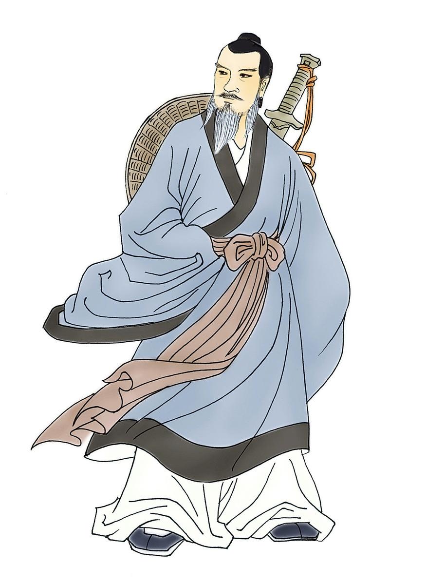 ▲ 張三豐 。(安吉/大紀元)