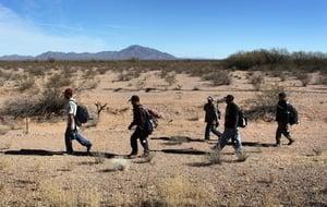墨西哥拒收美遣返的第三國非法移民
