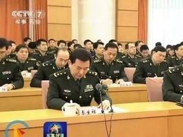 軍辦主任秦生祥升正戰區級的背後