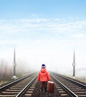 追火車的小孩