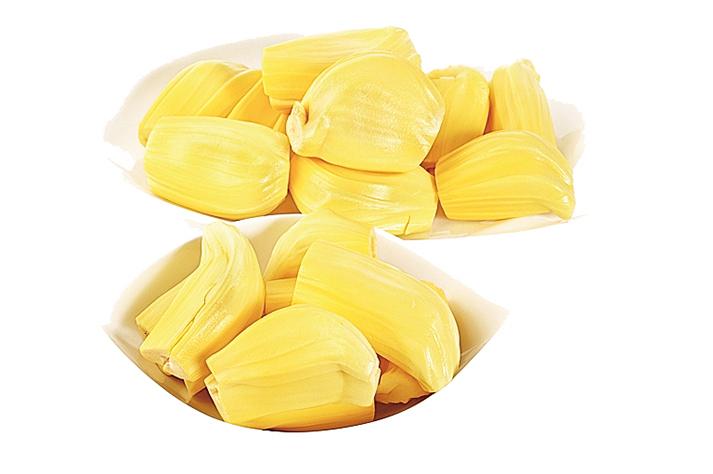 大樹菠蘿營養成份高,是南亞當地的重要食糧之一。