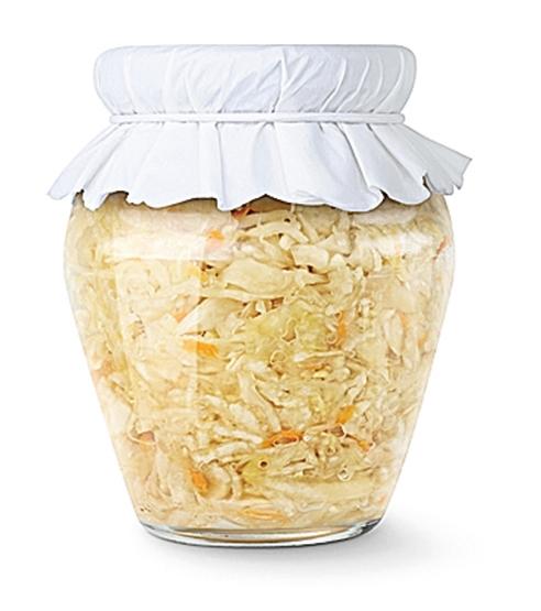 酸菜是最適合的佐餐品,不同飲食文化中有不同的酸菜。
