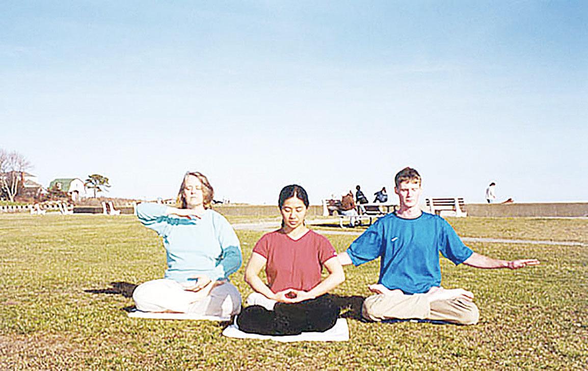 打坐效果超越任何一種休息狀態,可明顯提高腦力。(大紀元資料圖片)
