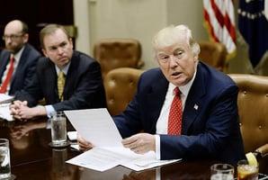 特朗普擬增一成國防預算 其它支出或被削減