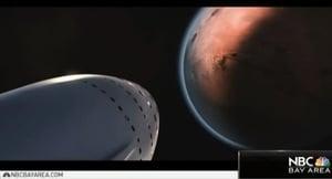 太空旅行不是夢 SpaceX明年送兩人到月球