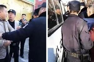 中共兩會前訪民進京如潮 從喊冤到抗爭