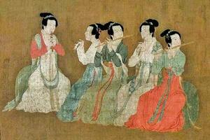 【經典名作中的秘密】唐朝的音樂學院