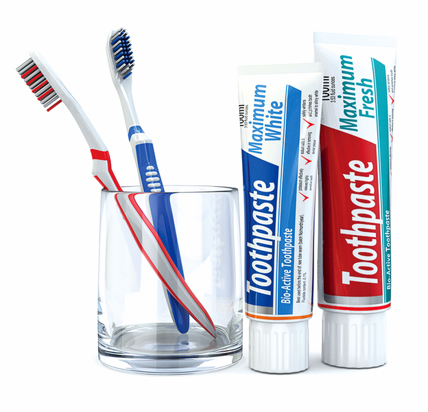 選購牙膏要避免的六種成份