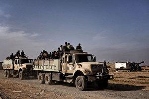 伊拉克指揮官:IS頭目們逃離摩蘇爾