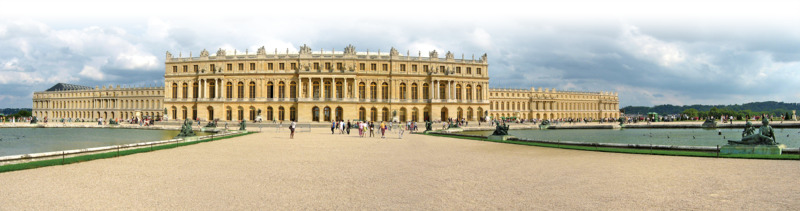 法式大花園的典範  凡爾賽宮園林 (上)