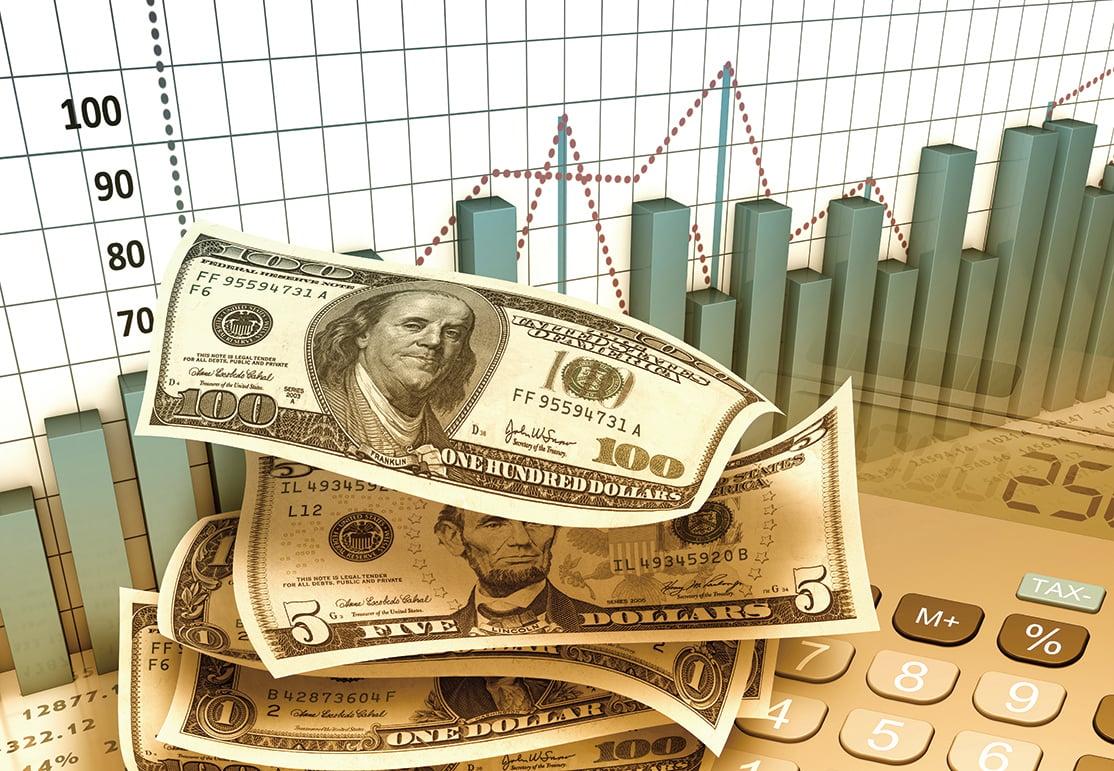 對沖基金億萬富豪David Tepper與畢菲特不約而同看漲美國股市。政府公債,尤其10年期國債,亦引進了買盤,價格上漲,殖利率(yield)下降。(Fotolia)