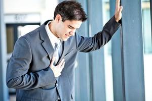 心肌梗塞年齡下降 青年人險猝死