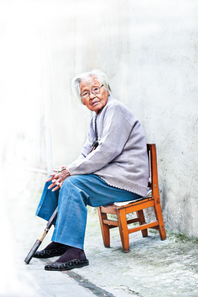聽外婆講往事(上)