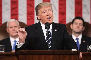 讀懂美國:特朗普國會演講是國情咨文嗎?