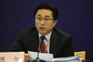 上海第二「老虎」原檢察長陳旭落馬