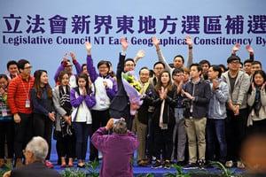 新界東補選 關鍵一戰43萬人投票