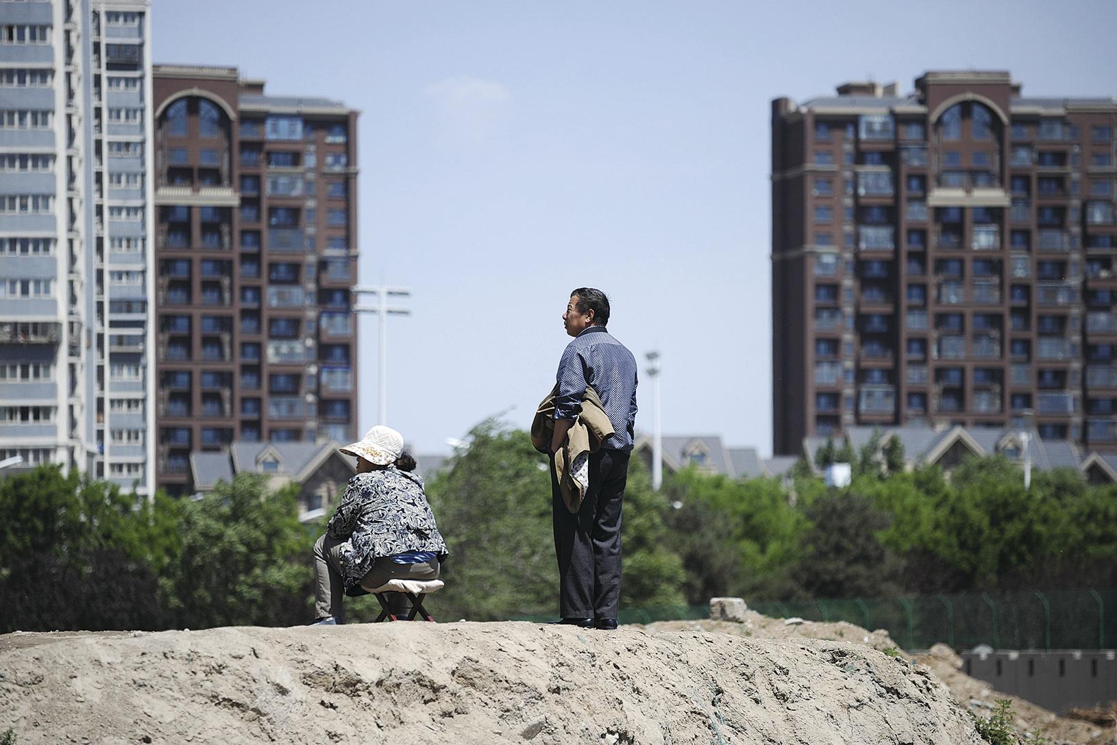 河北省涿州市推出樓市限購,有業內人士認為,北京周邊城市調控政策有全面升級的可能。(Getty Images)
