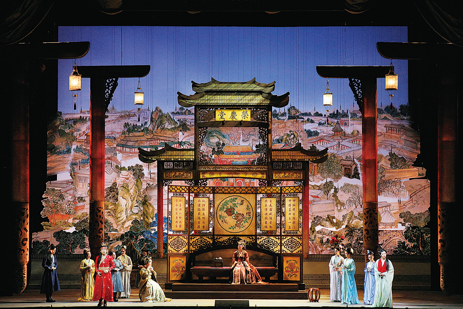 去年9月這部英文版歌劇在三藩市首演造成轟動,目前香港兩場演出門票已售罄。(San Francisco Opera)