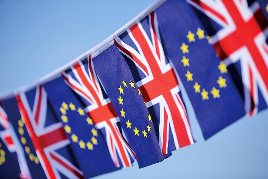 脫歐進程受挫 英上議院否決脫歐法案