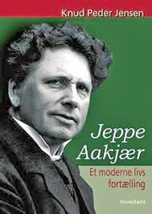 詞作者丹麥著名作家野泊∙奧客雅(JeppeAakjær)(網絡圖片)