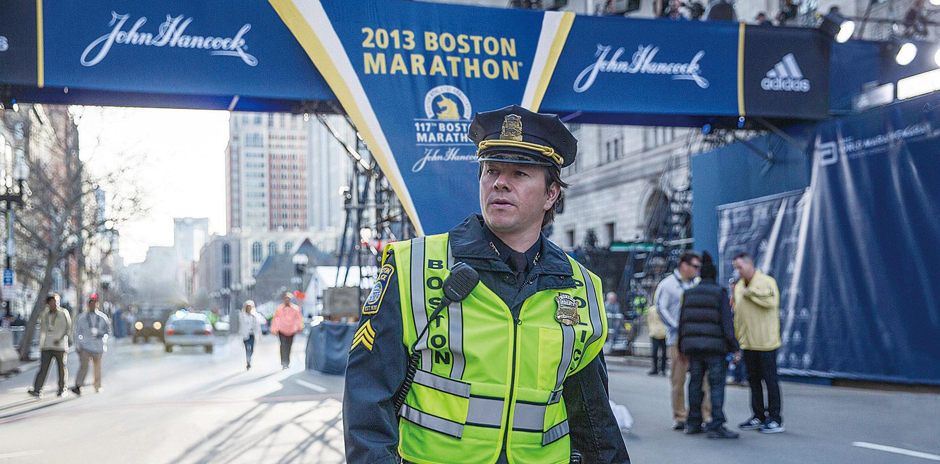男星麥克華堡與名導彼得保再度合作拍攝《恐襲波士頓馬拉松》。在波士頓長大的麥克華堡表示他看見波士頓最美麗的風景就是「為愛而團結在一起的每個人。」