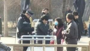 兩會北京氣氛緊張 廿米設三關卡嚴查記者