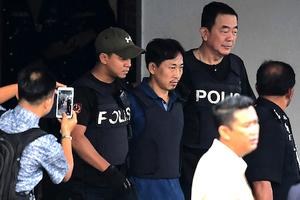 涉金正男案北韓疑犯 一被逐一被通緝