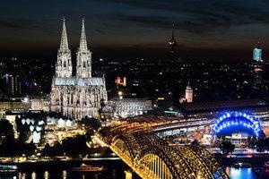 加強保安 進入德國科隆教堂禁帶大行李