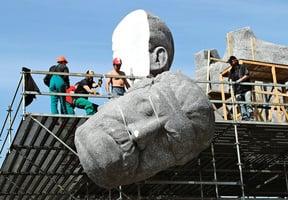 共產黨「五大導師」之史太林(下)