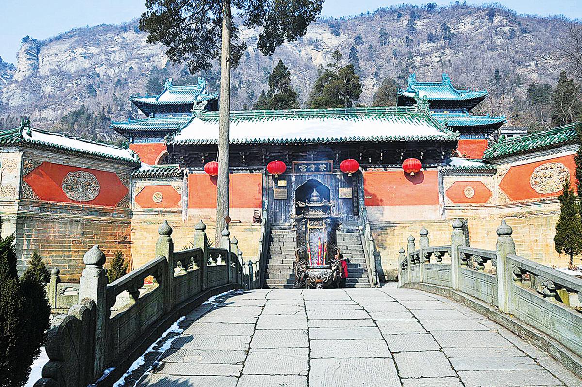 ▲公元1324年春,張三豐南至武當山,修煉九載而終成大道。(drnan tu/Flickr)
