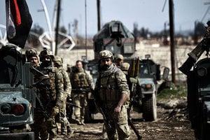 摧毀IS自殺汽車炸彈 伊軍逼近摩蘇爾政府樓