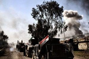伊拉克軍官:摩蘇爾西部三成已收復
