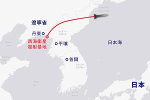 美譴責北韓射彈 誓言盡其所能剷除威脅