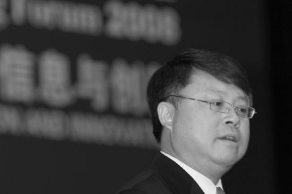江綿恆曾任上海科大校長。(網絡圖片)