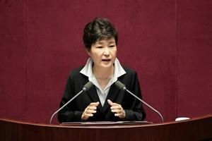 韓獨檢組認定朴槿惠和崔順實合謀受賄