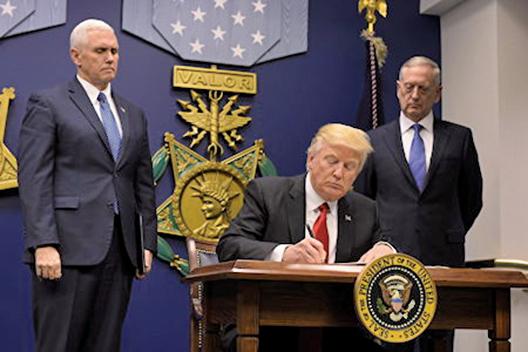 特朗普新移民禁令將出爐