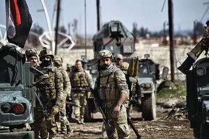 摧毀IS自殺汽車炸彈 伊軍逼近摩蘇爾