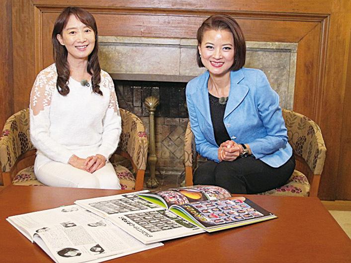 奇妙電視節目《朝拜傲媽》  黎燕珊親訪陳美齡教仔秘技