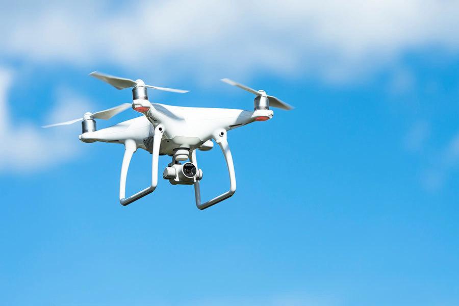 無許可操作無人機 日本男子被捕