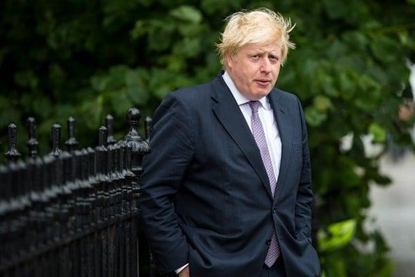 5年來首次,英國外交大臣約翰遜(Boris Johnson)將訪俄羅斯。圖為約翰遜資料圖片。(Jack Taylor/Getty Images)