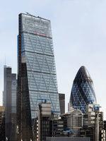 倫敦地標大廈被神秘中國富豪買走