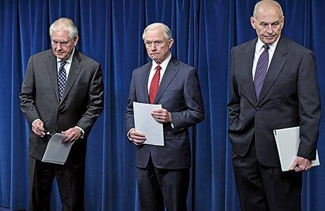 美境內三百名難民涉恐怖主義