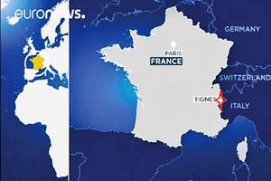 法國阿爾卑斯山雪崩多人被埋救援困難