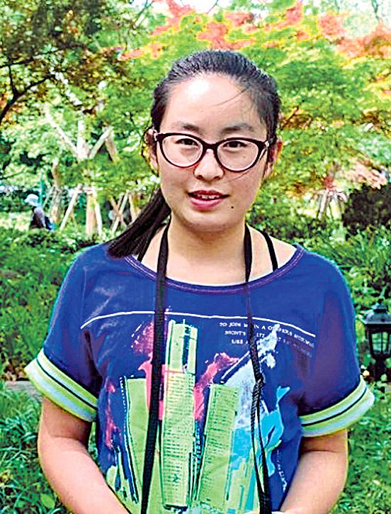 韓雪嬌上海被捕 在美親人籲釋放
