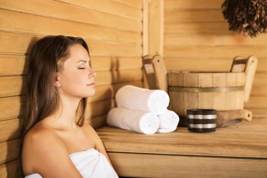懶人減肥法 泡個舒服熱水澡