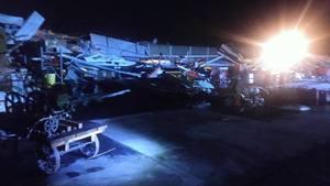 龍捲風襲美中西部 房屋損毀大規模停電