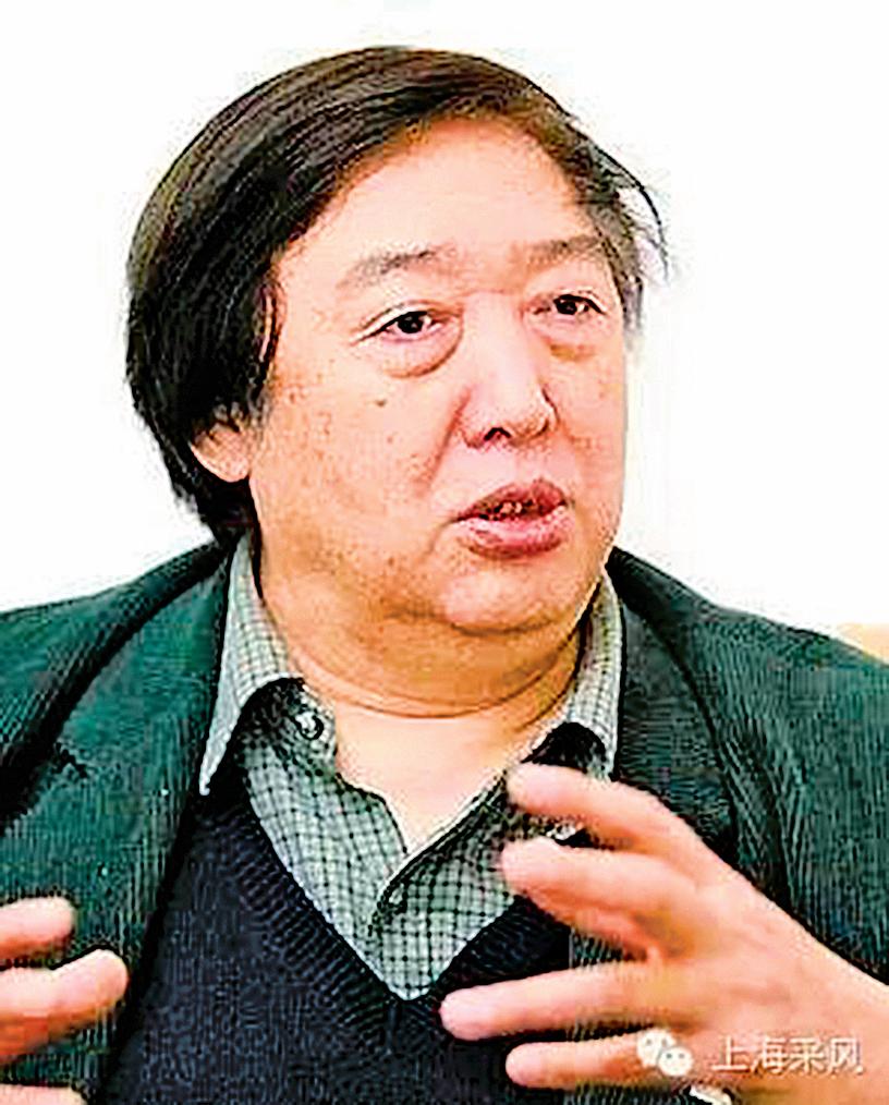 大陸作家馮驥才(網路圖片)