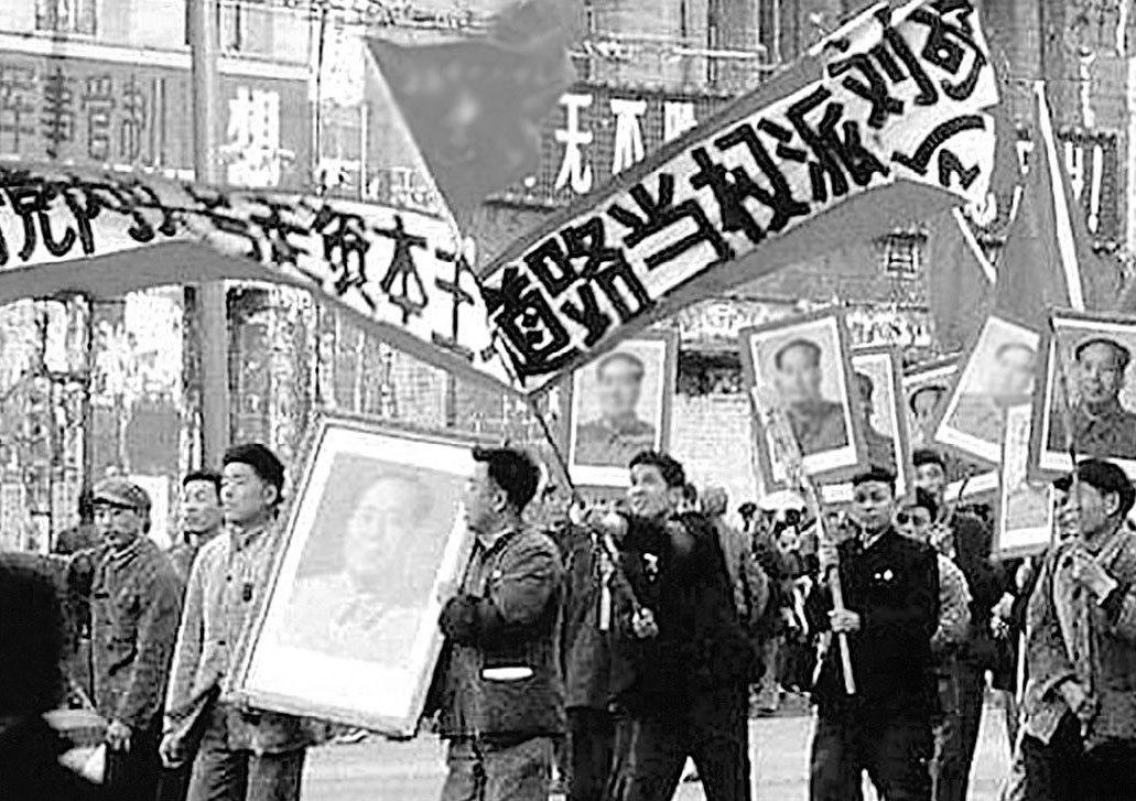 文革前夕的毛澤東,一方面對自己的權力和地位有危機感,用中國資深的馬列理論批判家張顯揚的話就是:「生前防篡權,死後防清算。」(網路圖片)