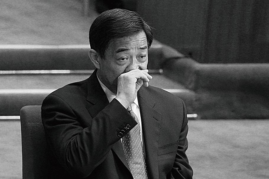薄熙來。(Feng Li/Getty Images)